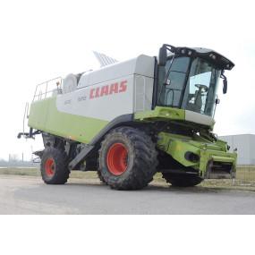 Комбайн CLAAS Lexion 570