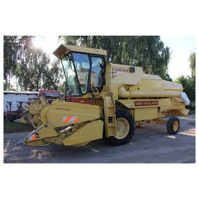 Комбайн NEW HOLLAND Clayson 8050
